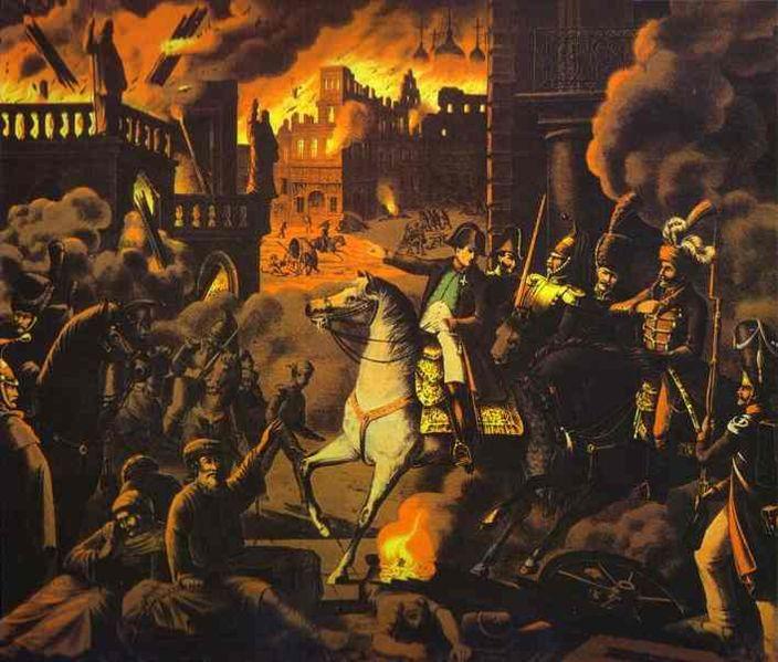 Förstörelse och utveckling under 1800-talet