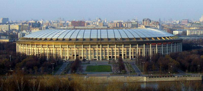 Sport i Moskva