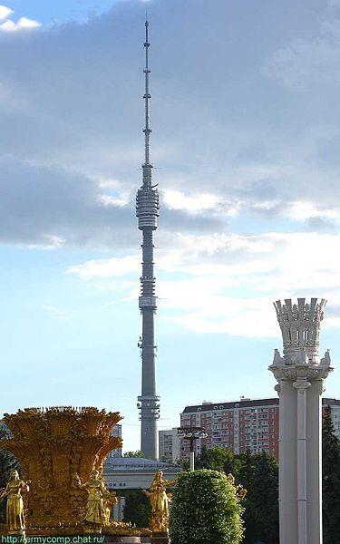 Ostankinotornet